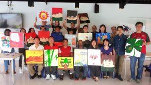Art Jamming Workshop in Singapore Art Jamming Workshop In Singapore October 2021