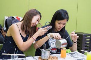 candle workshop singapore