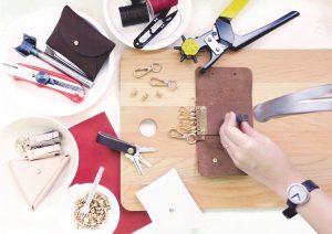 Leather Making Workshop   Epic Workshops Singapore
