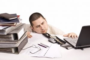 Stress overload!