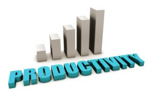 Productivity and teamwork!