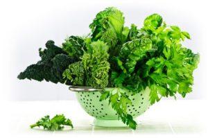 Veggie stress relief