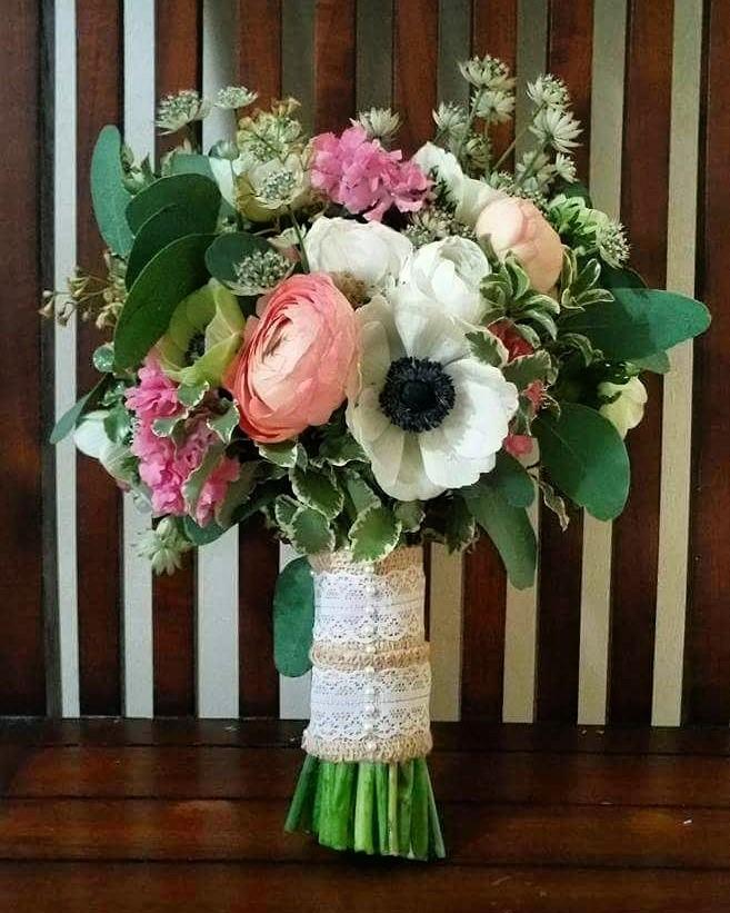 Madamme Petite Flower Bouquet   Epic Workshops Singapore