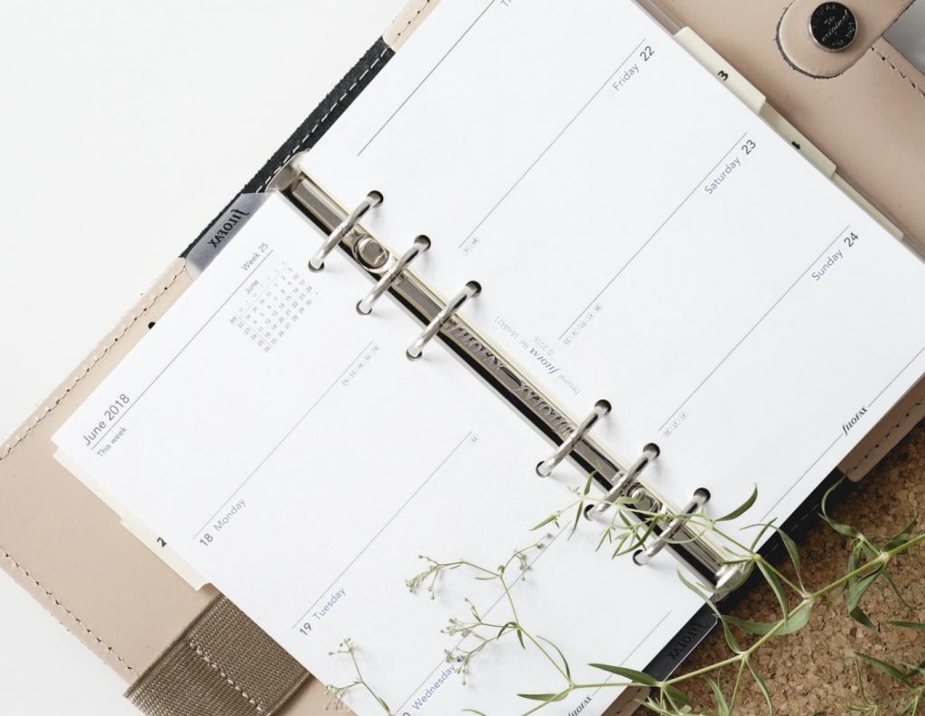 Workplace Goal - Organised