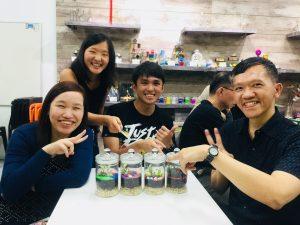 team building game singapore
