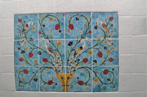 Tiles Painting Workshop Singapore
