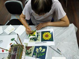 workshop for seniors Tiles Painting Workshop for Seniors in Singapore October 2021