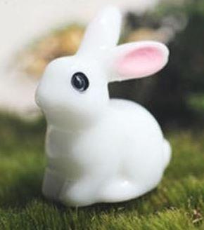 terrarium figurines Cute Rabbit October 2021