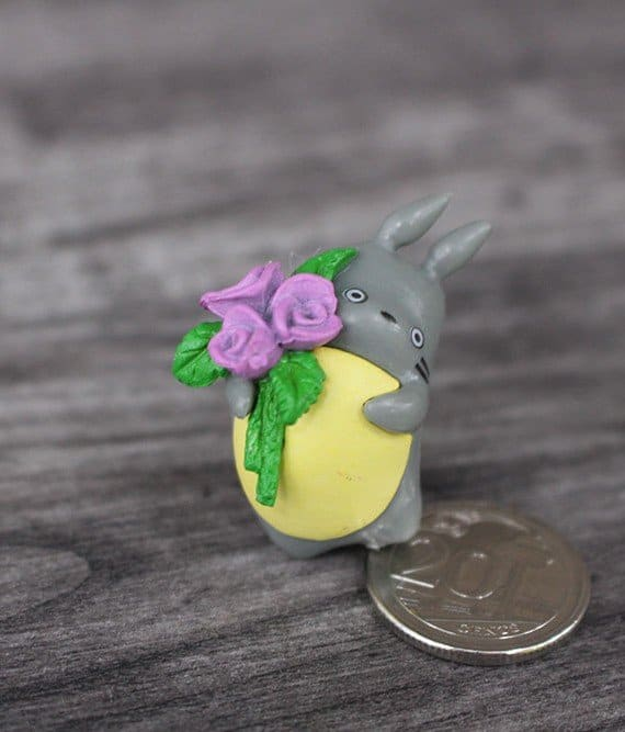 Totoro - Bouquet October 2021