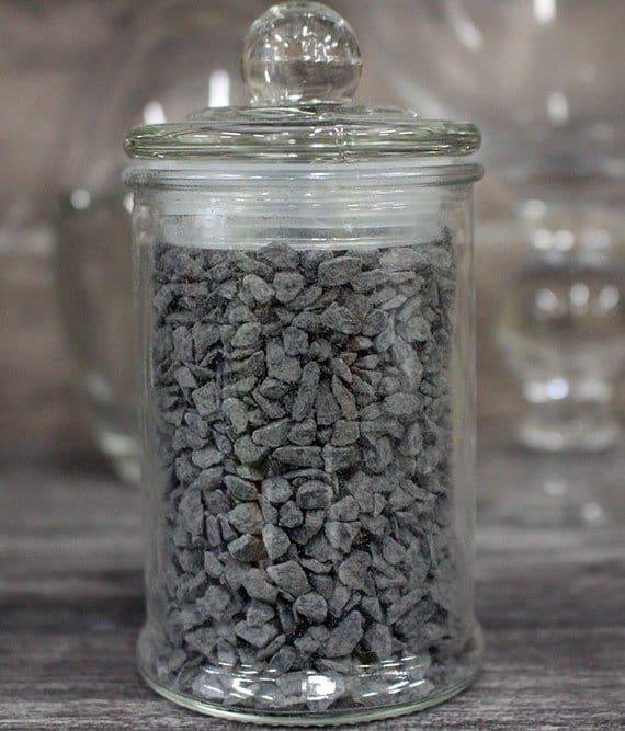 terrarium supplies singapore Gravel - Iron Grey October 2021