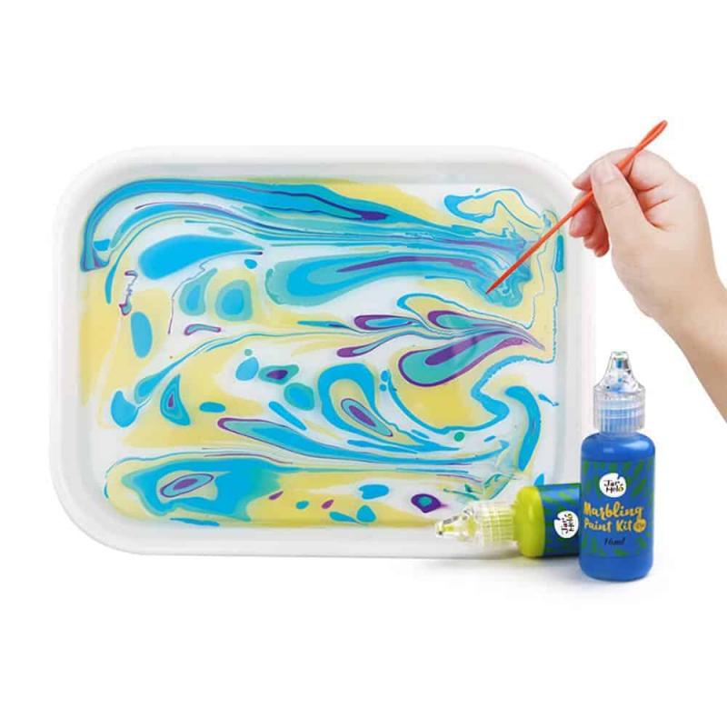 Art Experience Kit: Marbling Paint October 2021