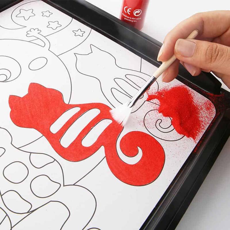 Art Experience Kit: Sand Art October 2021