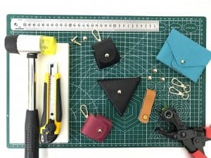 Non-Stitched Leather Workshops Singapore