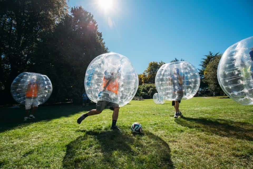 Bubble Soccer Bubble Soccer Singapore September 2021